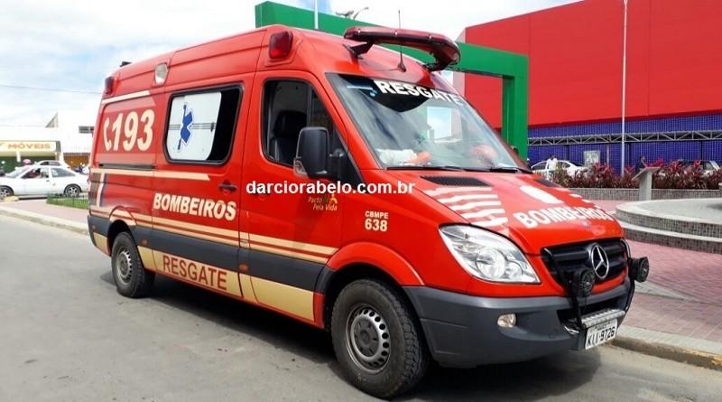 Corpo de Bombeiros de Arcoverde ganha viatura de resgate