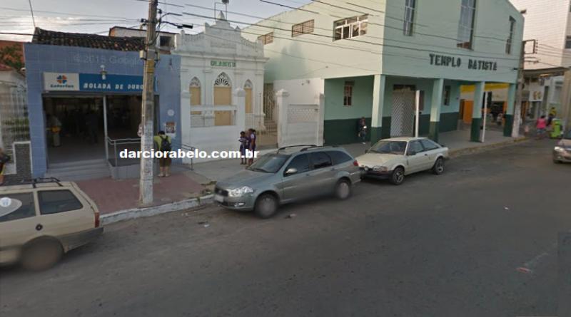 bd3ff4b1b3 Bandidos arrombam Casa Lotérica no centro de ArcoverdeCasa
