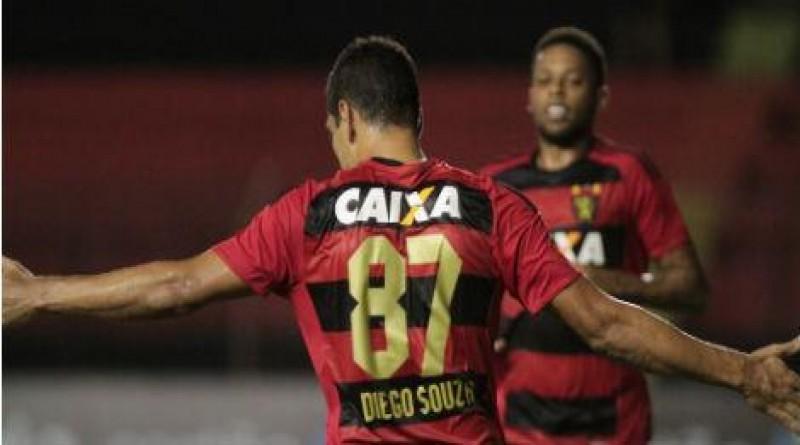 Sport bate Boavista-RJ com gol de Diego SouzaSony PlayStation 4 Pro ... 79389c9e97e74