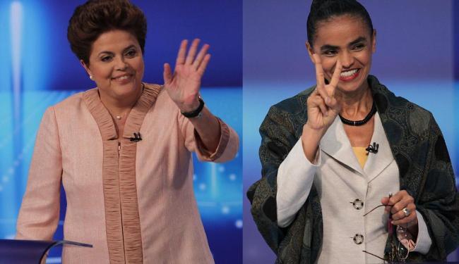 Marina empata com Dilma na corrida presidencial, diz Datafolha