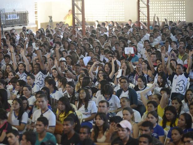 Direto de Arcoverde, G1 PE transmite aulão do Projeto Educação