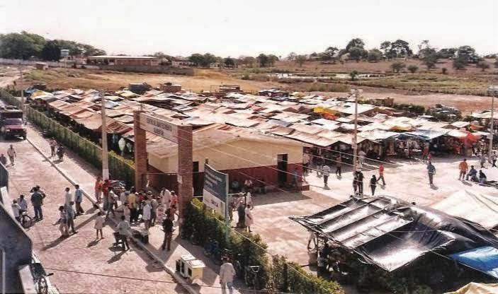 Jovem é assassinado em feira livre de Buíque