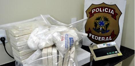 Polícia Federal faz maior apreensão de cocaína do ano em Pernambuco