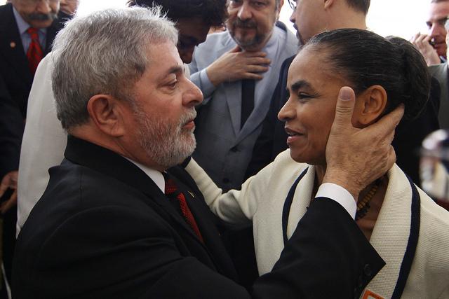 Lula e Marina vêm a Pernambuco