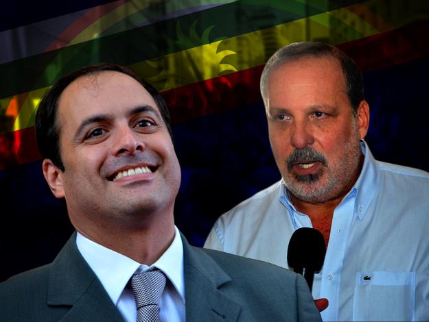 Paulo Câmara lidera com 38% e Armando Monteiro, tem 32%, diz Ibope