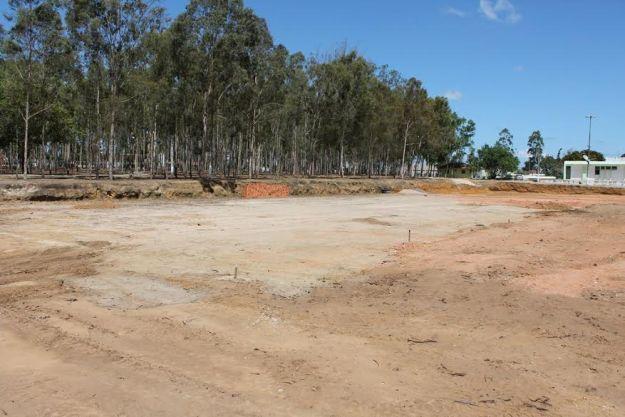 Parque Euclides Dourado vai receber campo de futebol com grama sintética