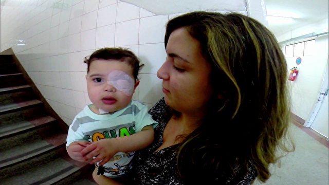 Menino de Arcoverde que não pode dormir sem aparelho vive há 3 anos em hospital