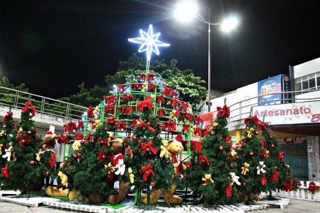 Natal Luz chega a mais um fim de semana com programação variada