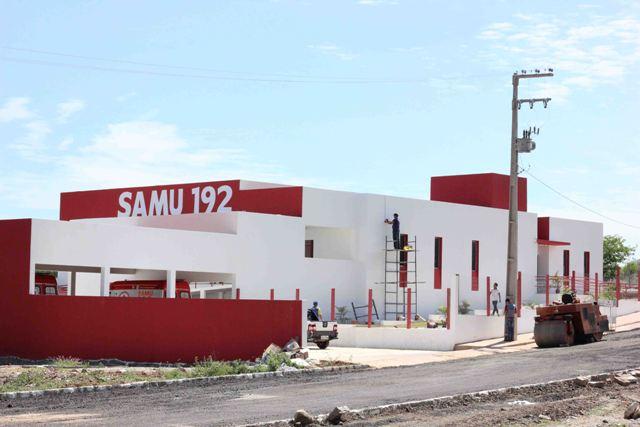 Serra Talhada ganha prédio da regulação do SAMU