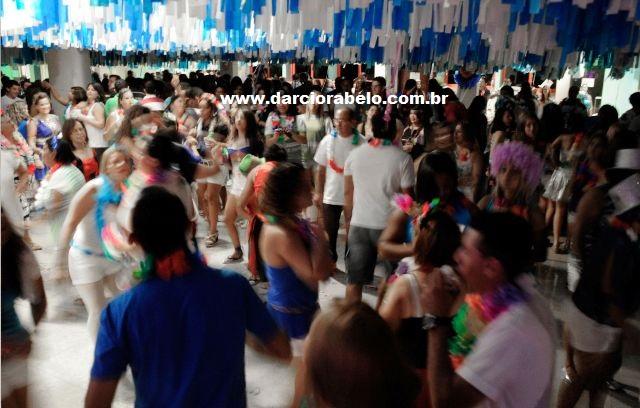 Sesc promove baile Azul e Branco em Arcoverde