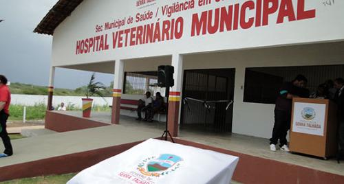 Serra Talhada inaugura Primeiro Hospital Veterinário do Estado