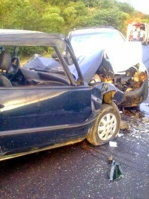 Jovem morre em acidente de carro em Pesqueira neste domingo