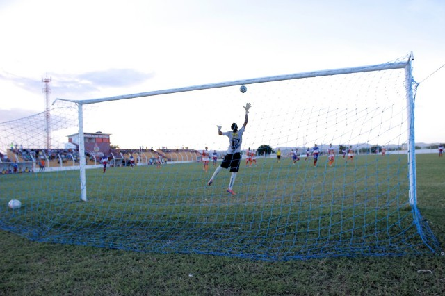 COPA SERTÃO SUB-17: Afogados vence e leva vantagem para partida final em Serra