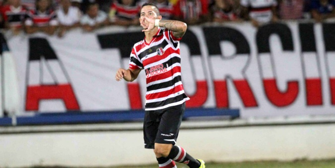 Santa Cruz vence o Central e abre boa vantagem na semifinal