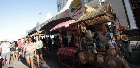 Arcoverde fez a festa no Recife Antigo de Coração