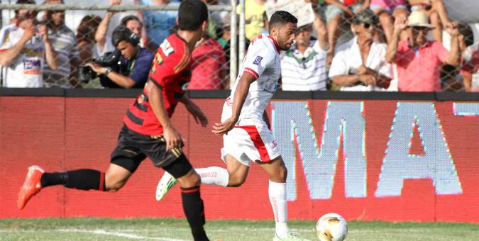 Salgueiro vence o Sport por 2x 0 pela semifinal do Pernambucano