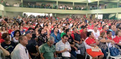 Professores estaduais decidem retornar à greve