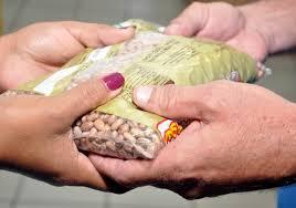 LBV realiza campanha de doação de alimentos para arcoverdenses