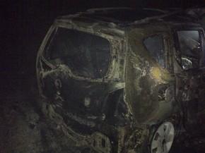 Casal morre carbonizado após carro pegar fogo em colisão na BR-232 em Flores