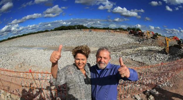 Dilma Rousseff visita Pernambuco em dia de votação do relatório do impeachment no Senado