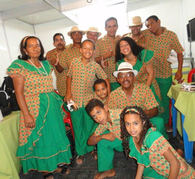 Samba de Coco Trupé de Arcoverde completa sete anos com festa