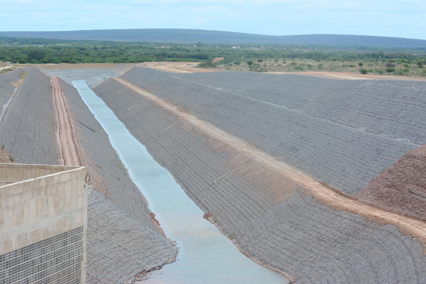 Caatinga será desmatada entre Sertânia e Arcoverde por conta de adutora