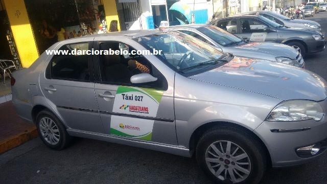 Taxistas de Arcoverde rodam com bandeira dois em dezembro